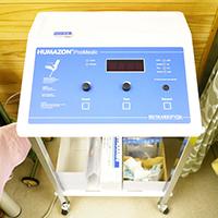 ユニバーサルオゾン治療装置